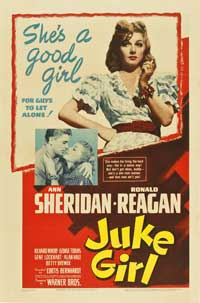 Juke Girl - 27 x 40 Movie Poster - Style C