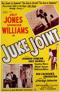 Juke Joint - 43 x 62 Movie Poster - Bus Shelter Style A
