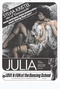 Julia / Love Fun Dancing School - 27 x 40 Movie Poster - Style A