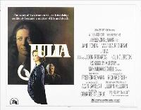 Julia - 30 x 40 Movie Poster UK - Style A
