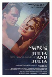Julia and Julia - 27 x 40 Movie Poster - Style B
