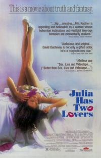 Julia Has Two Lovers - 11 x 17 Movie Poster - Style A