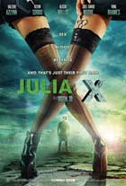Julia X 3D - 11 x 17 Movie Poster - UK Style A