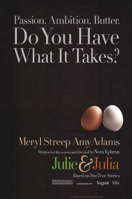 Julie and Julia - 11 x 17 Movie Poster - Style A