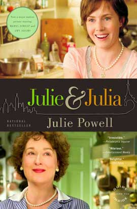 Julie and Julia - 11 x 17 Movie Poster - Style C