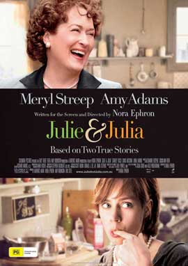 Julie and Julia - 11 x 17 TV Poster - Australian Style A