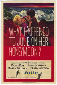 Julie - 43 x 62 Movie Poster - Bus Shelter Style A