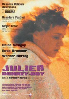 Julien Donkey-Boy - 11 x 17 Movie Poster - Spanish Style A