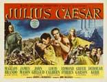 Julius Caesar - 11 x 14 Movie Poster - Style D