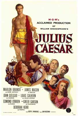 Julius Caesar - 11 x 17 Movie Poster - Style A