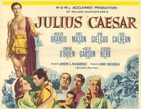 Julius Caesar - 11 x 14 Movie Poster - Style A