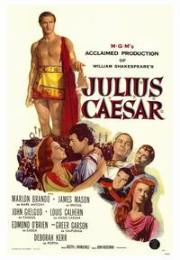 Julius Caesar - 43 x 62 Movie Poster - Bus Shelter Style A