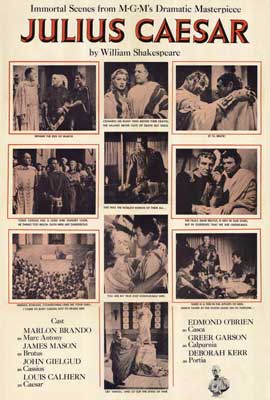 Julius Caesar - 27 x 40 Movie Poster - Style B