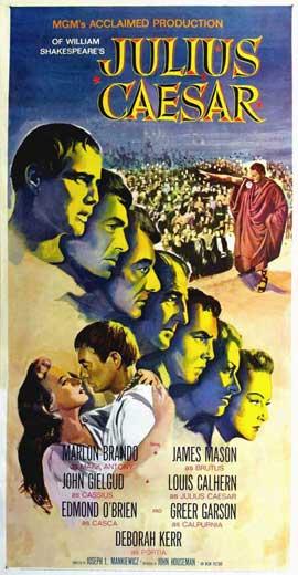 Julius Caesar - 14 x 36 Movie Poster - Insert Style A