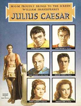 Julius Caesar - 11 x 17 Movie Poster - Style D