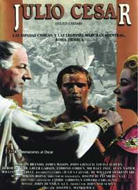 Julius Caesar - 11 x 17 Movie Poster - Spanish Style A