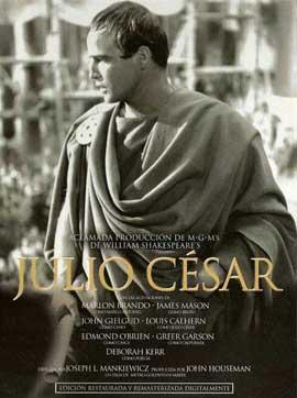 Julius Caesar - 11 x 17 Movie Poster - Spanish Style B
