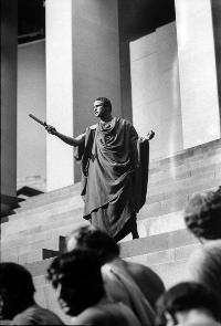 Julius Caesar - 8 x 10 B&W Photo #4