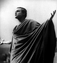 Julius Caesar - 8 x 10 B&W Photo #10