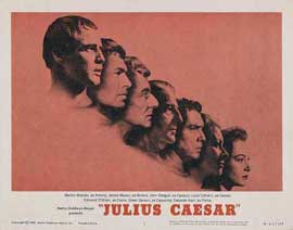 Julius Caesar - 11 x 14 Movie Poster - Style B