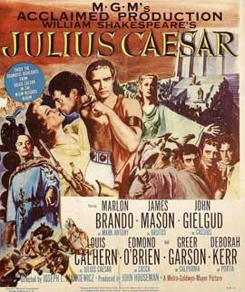 Julius Caesar - 11 x 17 Movie Poster - Style H