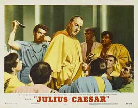 Julius Caesar - 11 x 14 Movie Poster - Style E