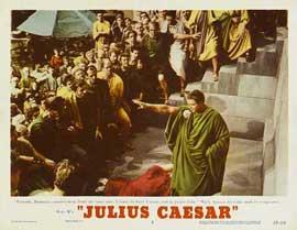 Julius Caesar - 11 x 14 Movie Poster - Style F