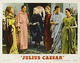 Julius Caesar - 11 x 14 Movie Poster - Style G