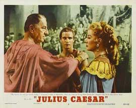 Julius Caesar - 11 x 14 Movie Poster - Style I