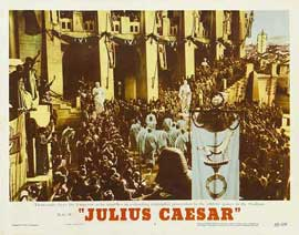 Julius Caesar - 11 x 14 Movie Poster - Style J