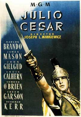 Julius Caesar - 11 x 17 Movie Poster - Style I