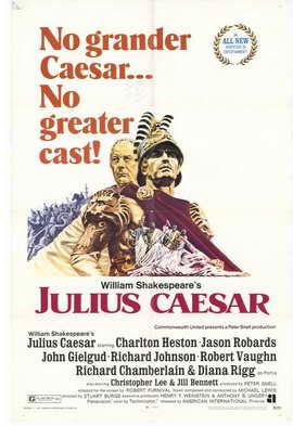 Julius Caesar - 27 x 40 Movie Poster - Style A