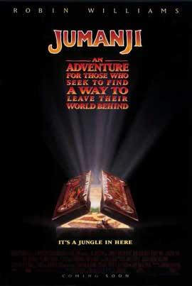 Jumanji - 11 x 17 Movie Poster - Style A