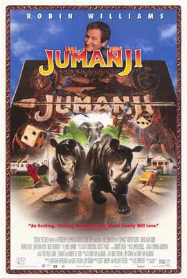 Jumanji - 27 x 40 Movie Poster - Style C