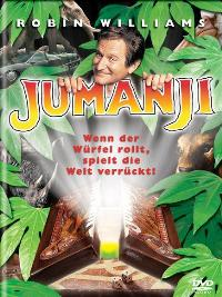 Jumanji - 27 x 40 Movie Poster - German Style A
