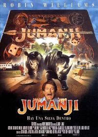 Jumanji - 11 x 17 Movie Poster - Spanish Style A