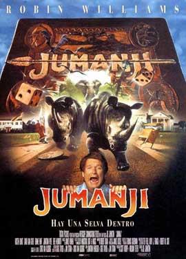Jumanji - 27 x 40 Movie Poster - Spanish Style A