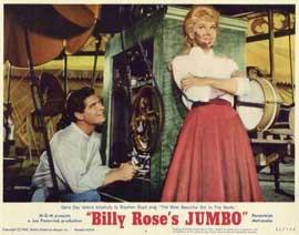 Jumbo - 11 x 14 Movie Poster - Style D