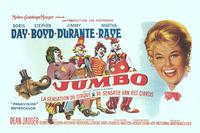 Jumbo - 14 x 22 Movie Poster - Belgian Style A