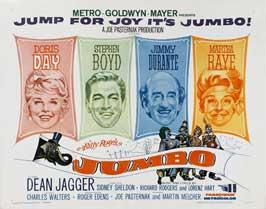 Jumbo - 22 x 28 Movie Poster - Half Sheet Style A