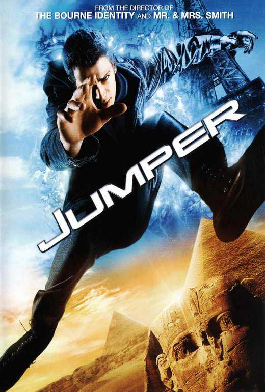 Jumper Movie Posters From Movie Poster Shop