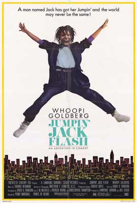 Jumpin Jack Flash - 27 x 40 Movie Poster - Style A