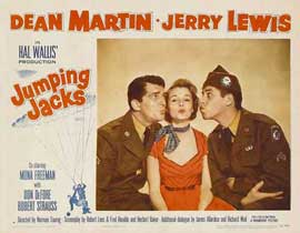 Jumping Jacks - 11 x 14 Movie Poster - Style B