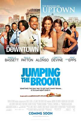 Jumping the Broom - 27 x 40 Movie Poster - Style A