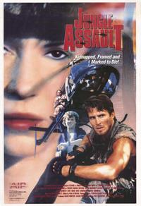 Jungle Assault - 27 x 40 Movie Poster - Style A