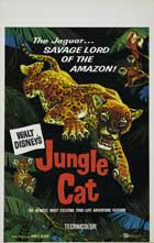 Jungle Cat - 11 x 17 Movie Poster - Style B