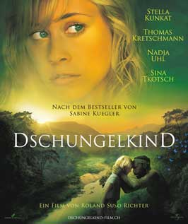 Jungle Child - 11 x 14 Movie Poster - Swiss Style A