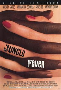 Jungle Fever - 27 x 40 Movie Poster - Style A