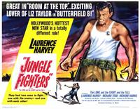 Jungle Fighters - 11 x 14 Movie Poster - Style A