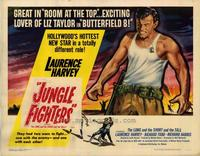 Jungle Fighters - 22 x 28 Movie Poster - Half Sheet Style A